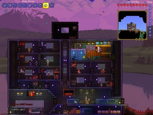 Yet 더 많이 Terraria Antics...
