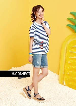 Yoona for H:CONNECT