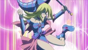 Yu-Gi-Oh! TDSOD - Black Magician Girl