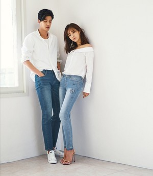 Yuri - Summer Blackey Jeans 2017 S/S Collection