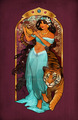 a Whole New World - princess-jasmine fan art