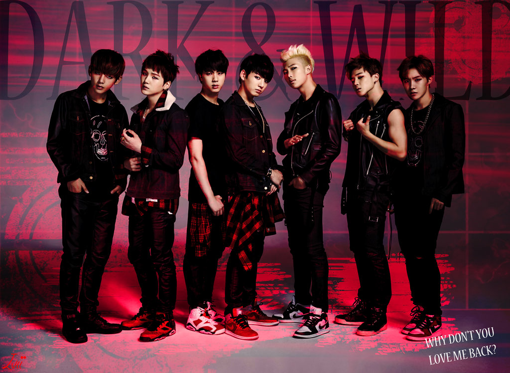 Bts Oboi 5 Dark And Wild By Iviikookie D83wrz2 Bts Foto 40303999