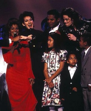 Jackson Family Honors 1994