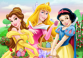 disney princesses happy easter - happy-easter-all-my-fans photo