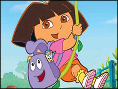 Dora the Explorer karatasi la kupamba ukuta titled dora 200p d5e7d1b835b697da32589279da0d380026aeb691 s6 c30