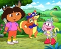 dora the explorer swiper the explorer