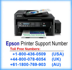epson printer support number 1 800 436 0509
