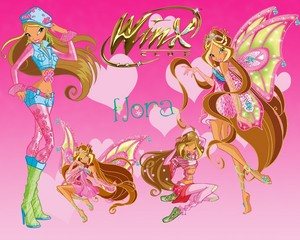 flora flora and flora the winx 11123595 1280 1024