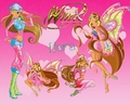 flora flora and flora the winx 11123595 1280 1024 - winxclub photo