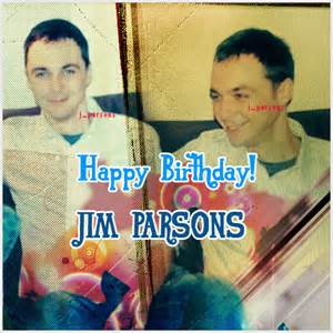 happy birthday jim parsons