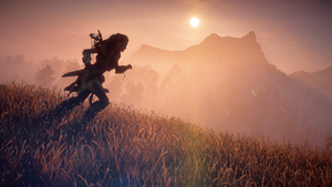 horizon zero dawn 5 oleh gamephotography db0sr1s