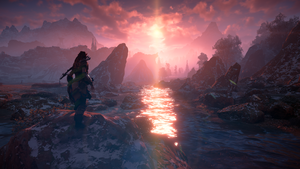 horizon zero dawn 6 oleh gamephotography db0sr7j