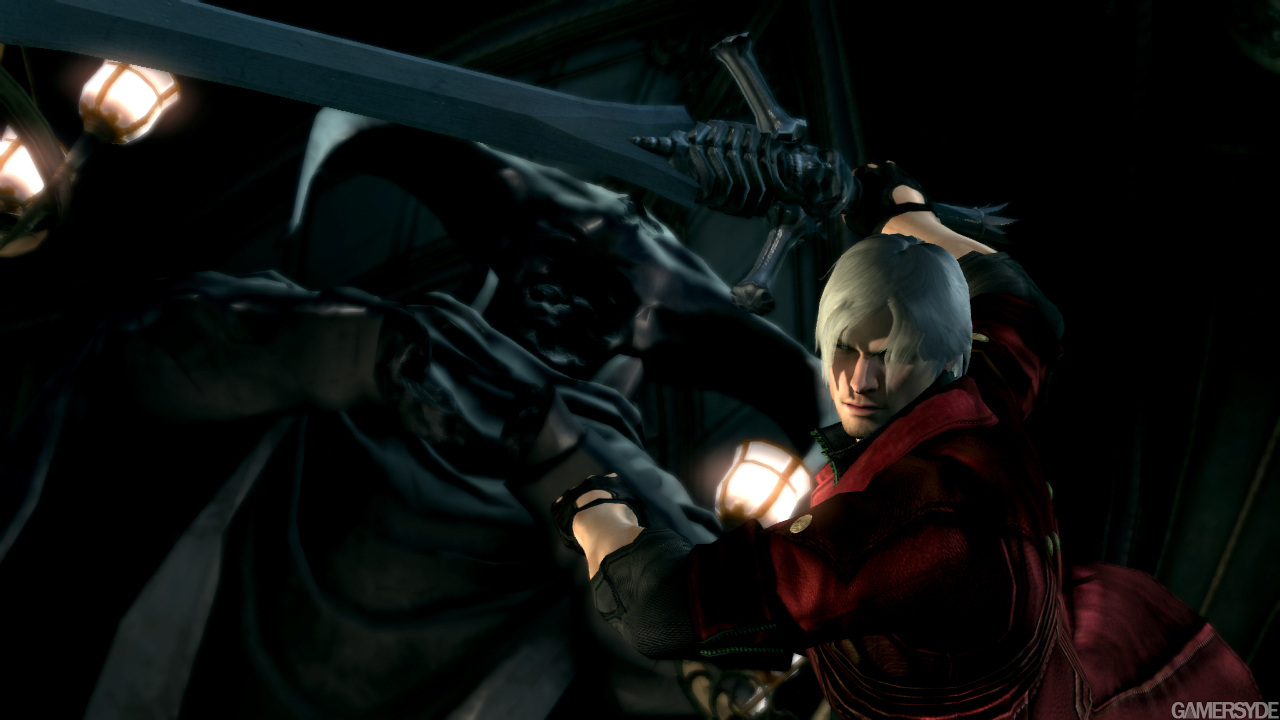 Dante Images Devil May Cry 4 Hd Wallpaper And Background Photos