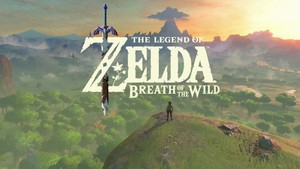 legend of zelda breath of the wild titel