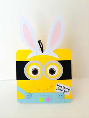 minion Easter Greeting