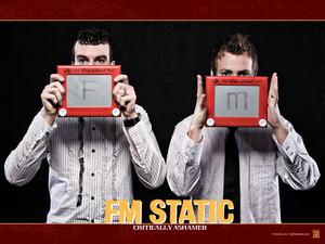 FM Static Hintergrund