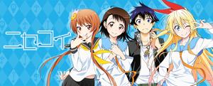 nisekoi banner