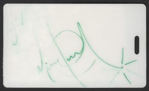 Michael's Autograph