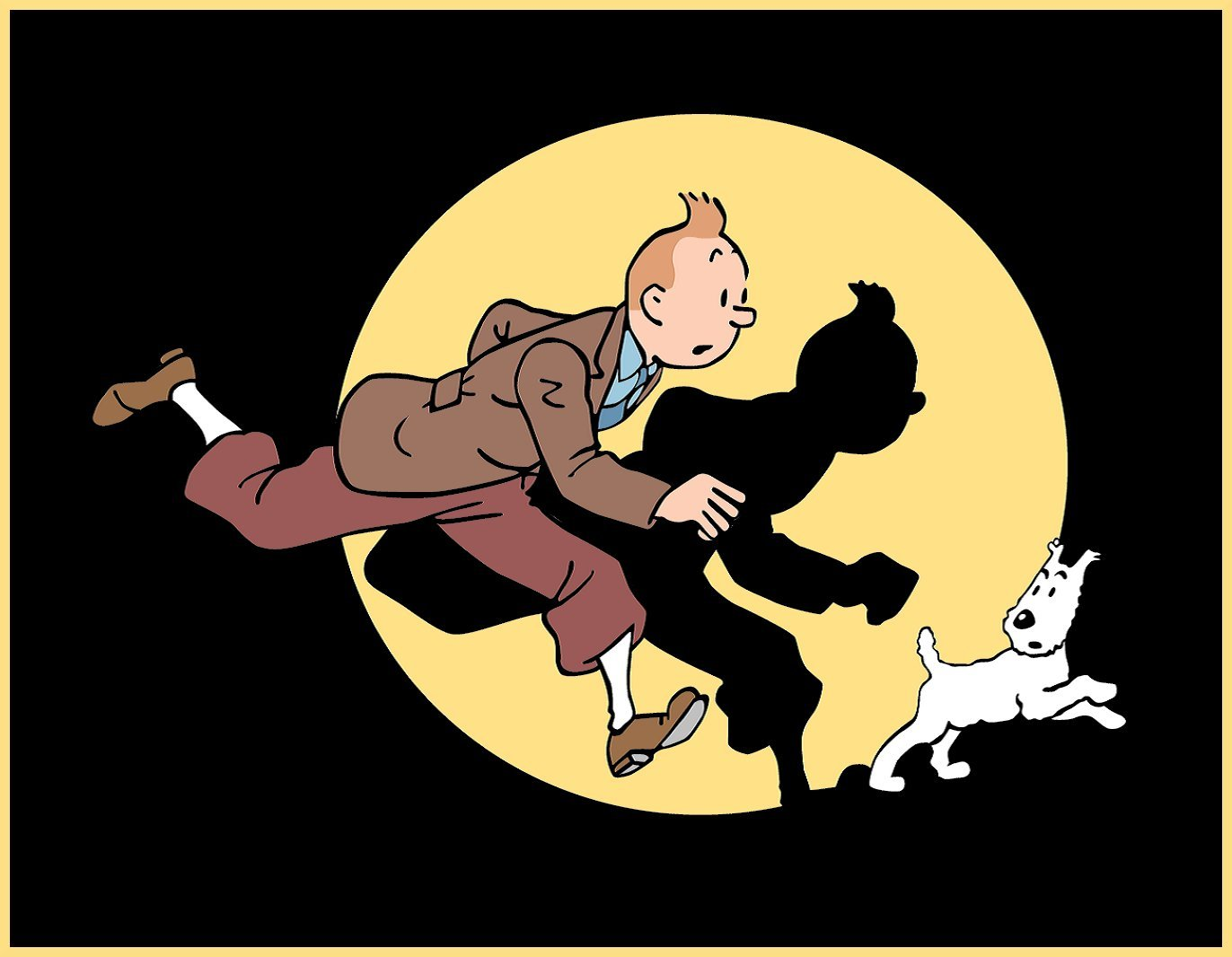 tintin images tintin hd wallpaper and background photos