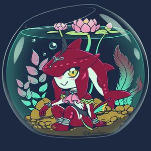 tiny 鮫, サメ prince によって axlrosie db3ie28