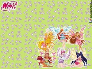 winx club gang the winx club 6580861