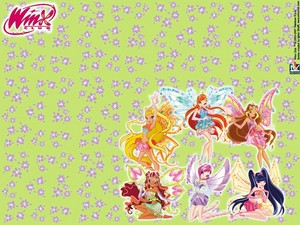 winx club gang the winx club 6580861
