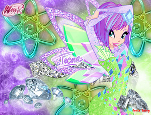 winx tecna tynix wallpaper by fenixfairy d9ngq2d