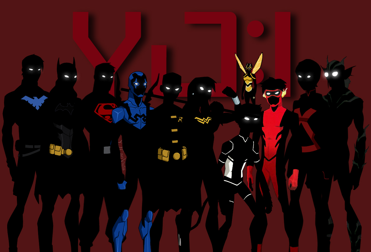 Young Justice Images Invasion HD Wallpaper And Background Photos