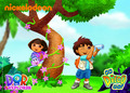 zoohoo dora and diego