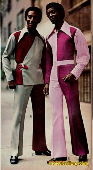 """'70's"" Fashion For Men"