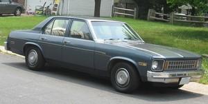'79 Chevy Nova Sedan
