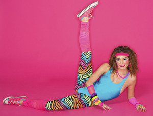 """'80's"" Activewear"
