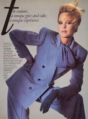 """'80's"" Powersuit Promo Ad"