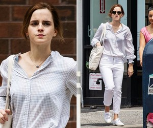 Emma Watson and friends in NYC [May 29, 2017]