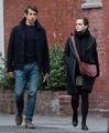 Emma Watson and her boyfriend in NYC [May 25, 2017]  - emma-watson photo