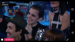 Emma Watson at the MTV Movie