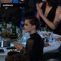Emma Watson at the MTV Movie  - emma-watson photo