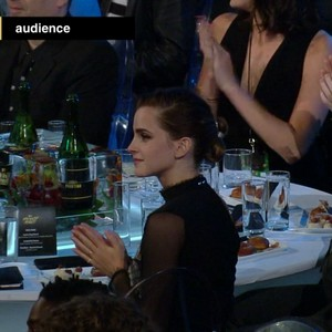 Emma Watson at the MTV Movie