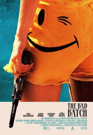 'The Bad Batch' Promotional Poster