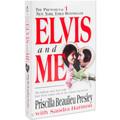 1985 Memoir, Elvis And Me  - elvis-presley photo
