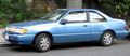 1992 Mercury Topaz Coup - the-90s photo