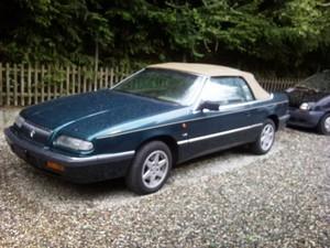 1993 Chrysler LeBaron chuyển đổi, chuyển đổi được