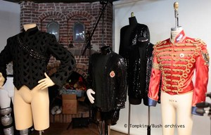 Michael's Custom-Made Jackets