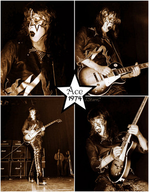Ace ~Detroit, Michigan...April 7, 1974