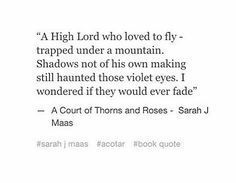 A court of thorns and roses series wallpaper entitled Actual ACOTAR quotes
