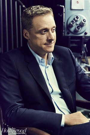 Alan Tudyk - The Hollywood Reporter Portrait - 2017