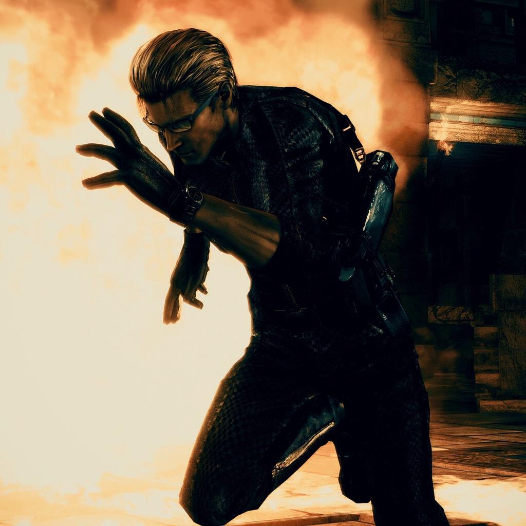 Albert Wesker Resident Evil 5 Foto 40422336 Fanpop