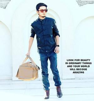Ali Raza Malik Model