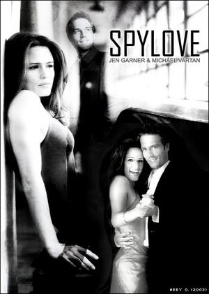 Alias Spy 사랑