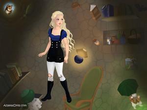 Alice par AzaleasDolls